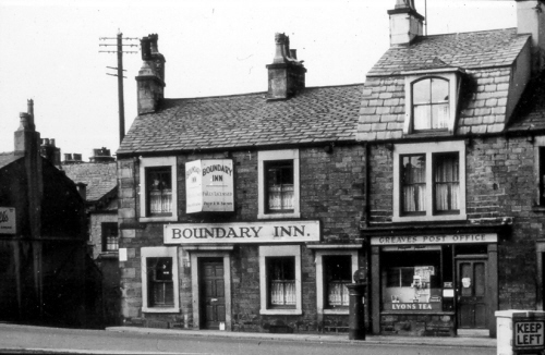 Demolished in the late sixties.