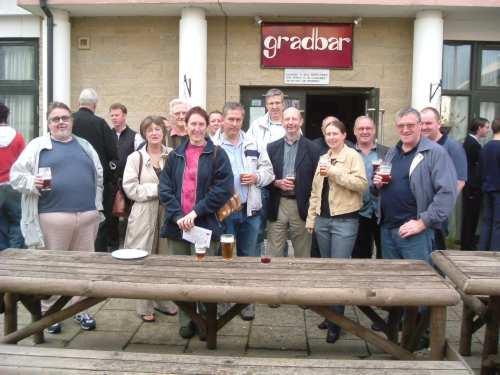 18 June: The Branch visits the GradBar beer festival