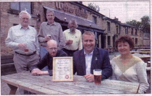 Town Pub of the Year 2004 - Water Witch